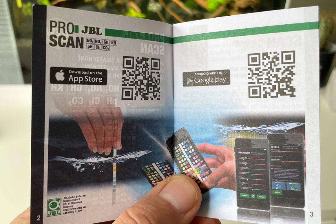 jbl proScan handbuch