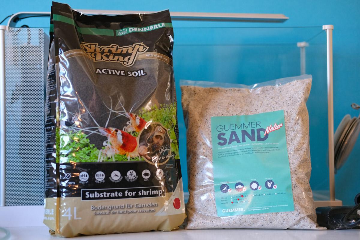 Kies Sand Soil